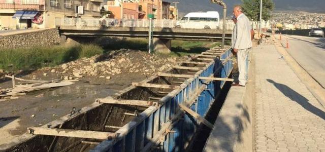 Feyezan Kanalı Çalışmaları Hızla İlerliyor