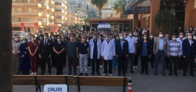 Gelişim ve Palmiye Hastanesi Ata'nın Huzurunda