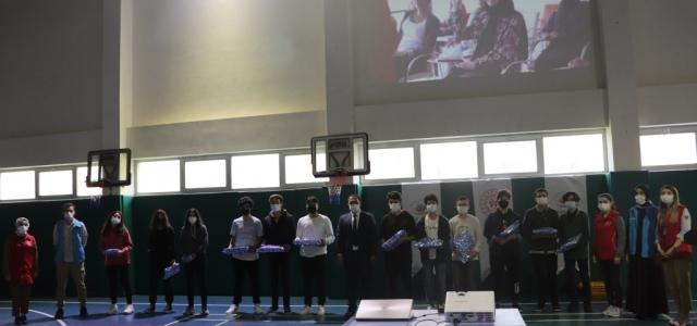 'Gençler Arası Bilgi Yarışması' Finali Gençlik Merkezi'nde