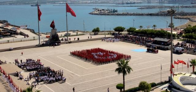 Gençlik Bayramını İskenderun'da Coşkuyla Yaşadı
