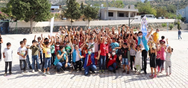 Gençlik Merkezi Öğrencilerin Gönüllerini Fethetti