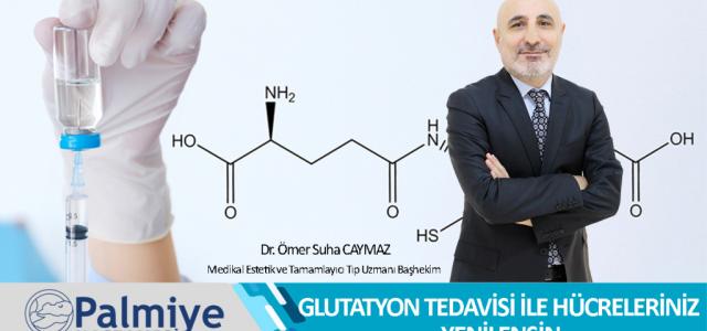 Glutatyon Tedavisi ile Hücreleriniz Yenilensin