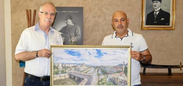 HAFSAD'tan Temizyürek'e Ziyaret