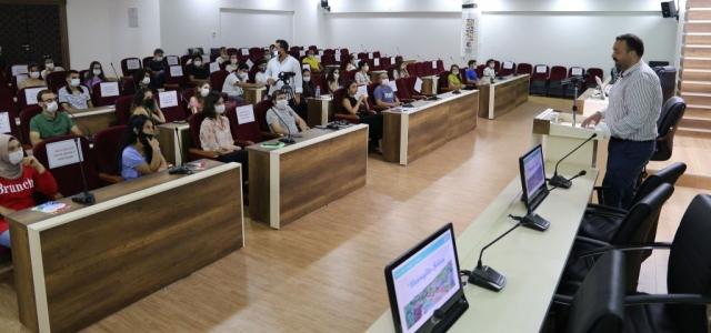Hatay Gönüllüleri EXPO İçin Toplandı