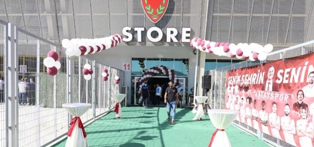 Hatay Store Mağazası Hatay Stadyumu'nda Açıldı