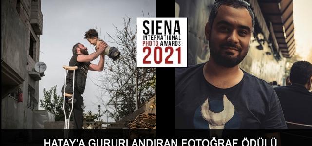 Hatay'a, Gururlandıran Fotoğraf Ödülü