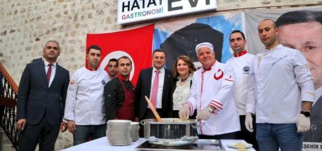 Hatay'a 'Yılın Gastronomi Şehri Ödülü'