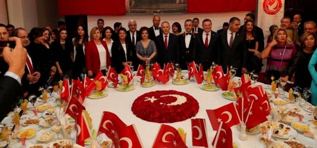 Hatay'da Cumhuriyet Bayramı Coşkusu
