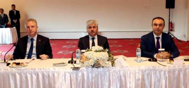 Hatay'da Suriye Güvenli Toplantısı Yapıldı