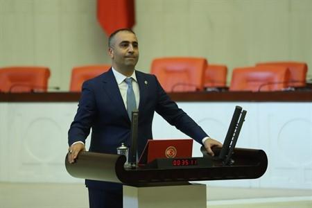 Hatay'ın Mhp'li Milletvekili 15 İlçenin Sorunlarını Anlattı