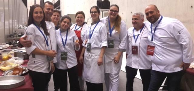 Hatay'ın Mutfağı İspanya'da Tanıtıldı