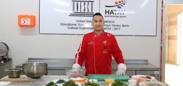 Hatay'ın Yeni Lezzeti 'Expo Kebabı'