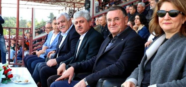 Hatayspor'a Tam Destek