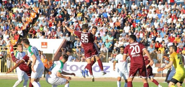Hatayspor'da Rota Play-Off