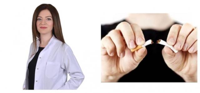 Hayatı Değil, Sigarayı Bırakın!