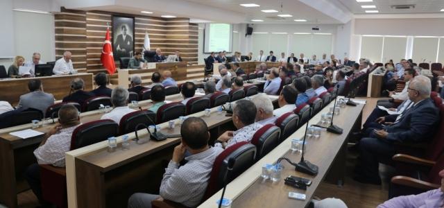HBB Eylül Ayı Meclis Toplantısı Gerçekleşti