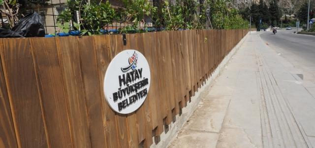 HBB Kentin Estetiğine Önem Veriyor