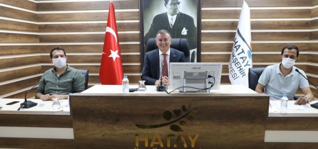 HBB, Meclis Toplantısının İkinci Birleşimi Yapıldı