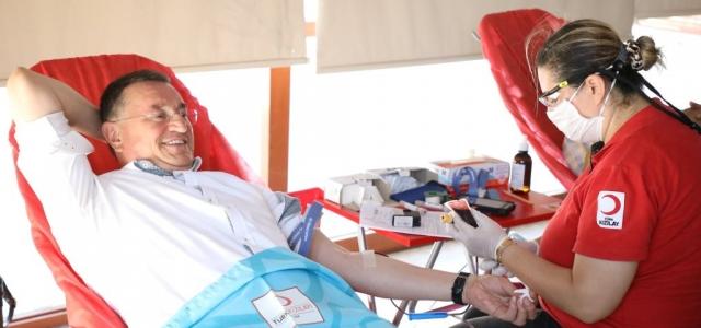 HBB'den Kan Bağışı Kampanyası