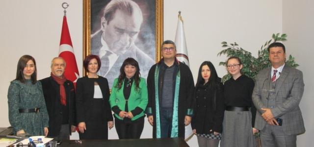 HGC Temsilcilerinden Baro Ziyareti
