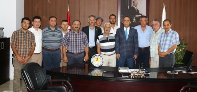 HGC'den Başsavcı Ahmet Tekne'ye Ziyaret!