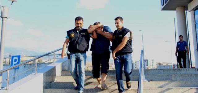 HTŞ Terör Örgütü Sözde Hakimi İskenderun'da Yakalandı