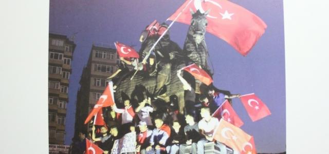 İHA'nın 15 Temmuz Fotoğraf Sergisi İskenderun'da