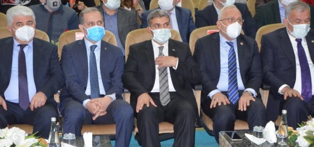 İl Başkanı Yeşildal'dan İskenderun'a Ziyaret