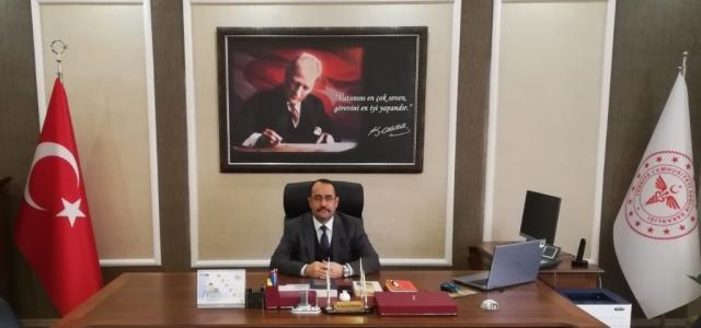 İl Sağlık Müdürü Hambolat'tan 15 Temmuz Kutlaması