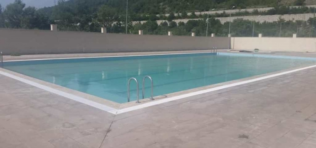 İskenderun Belediyesi Yüzme Havuzu Açılıyor