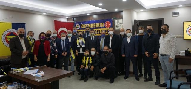 İskenderun Fenerbahçe Kongresini Yaptı