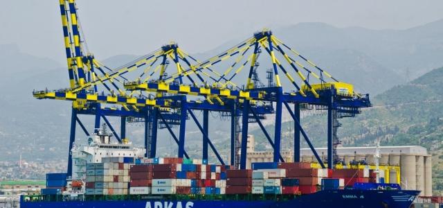 İskenderun Limak Port'a Modern Teknolojik Takip Sistemi