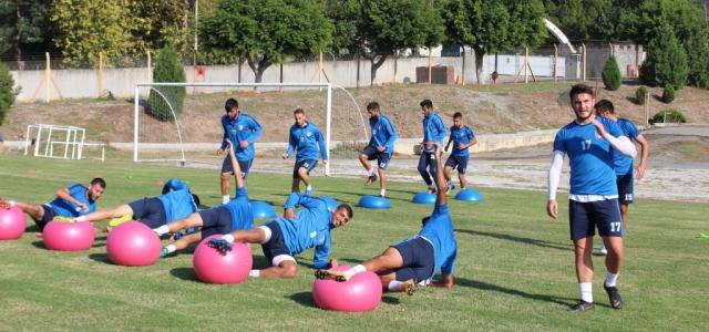 İskenderun Spor Talasgücü Maçına Hazırlanıyor