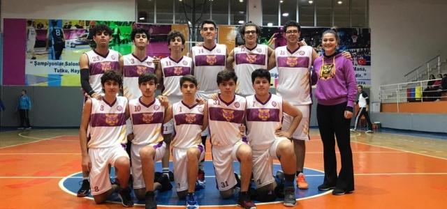 İskenderun Uğur Okulları Türkiye Şampiyonluğu Yolunda