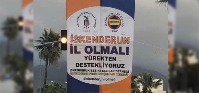 İskenderun'a 'İL' Desteği Hız Kesmiyor
