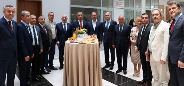 İskenderun'da Adli Yıl Açılışı Resepsiyonu