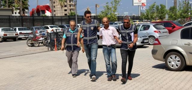 İskenderun'da Dolandırıcılık Şüphelisine Yurtdışı Yasağı