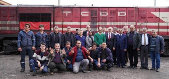 İskenderun'da Hızlı Tren Projesi