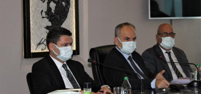 İskenderun'da Liman Güvenliği Toplantısı