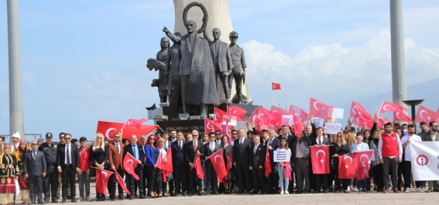 İskenderun'da Turizm Haftası Şenlikleri Başladı