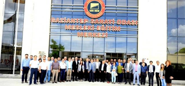 İSTE Projeleri ile Gaziantep'e Çıkarma Yaptı!