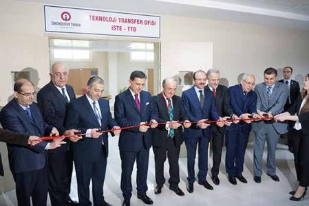 İSTE Teknoloji Transfer Ofisi kuruldu