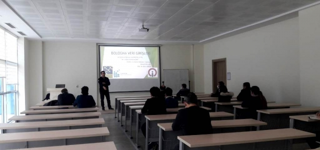 İSTE'de Birim Bologna Eğitimleri Başladı
