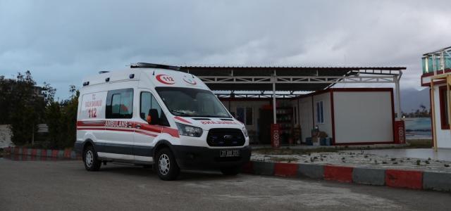 İSTE'de Trafik ve İlk Yardım