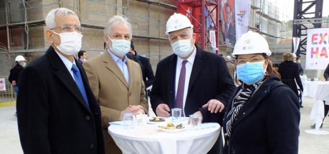 İTSO Başkanı Yılmaz EXPO Tanıtımına Katıldı