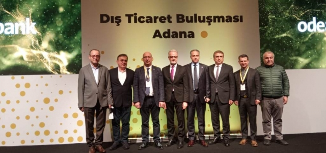 İTSO 'Dış Ticaret Buluşması' Toplantısında