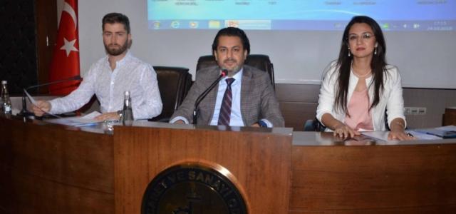 İTSO Ekim Ayı Meclis Toplantısı Gerçekleştirildi