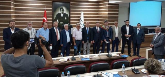 İTSO, Kazakistan Heyeti ile Aynı Toplantıda