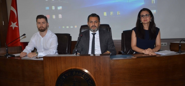 İTSO Meclis Toplantısında Projeler ele Alındı