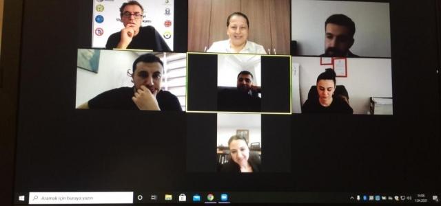 İTSO Personeli Kıyaslama Toplantısına Katıldı